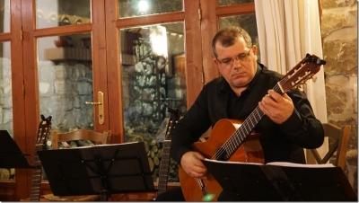 Άργος Ορεστικό: Στο Φεστιβάλ Μακεδονίας ο Γιώργος Παπαδόπουλος & το Apollon Guitar Ensemble