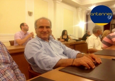 Μανώλης Χατζησυμεωνίδης: «Θέλω να είμαι υποψήφιος βουλευτής Καστοριάς»