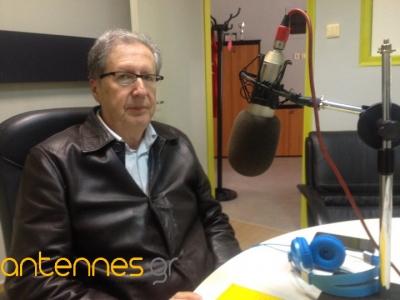Η συνέντευξη του Χρήστου Γκοσλιόπουλου στον Antennes 93.6
