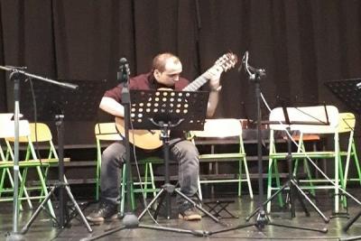 Βραβείο Σολίστ για τον Καστοριανό κιθαριστή Μιλτιάδη Μπίζιο στο 4ο Φεστιβάλ Κιθάρας Μακεδονίας