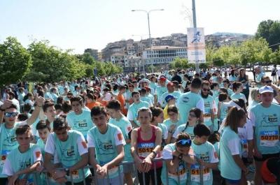 Δημήτρης Σαρρής: «Χωρίς μέγα χορηγό, αλλά με μέγα πάθος για το Run Greece Καστοριάς!»