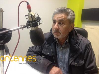 Σωκράτης Μπουρινάρης στον Antennes 93.6: «Κατεβαίνουμε για να κερδίσουμε τον Δήμο»